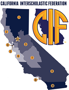 CIF Section Map